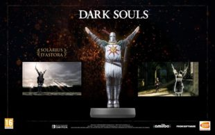 Scatola di Bandai Namco Dark Souls, Solaire of Astora Amiibo - Limited - Nintendo Switch