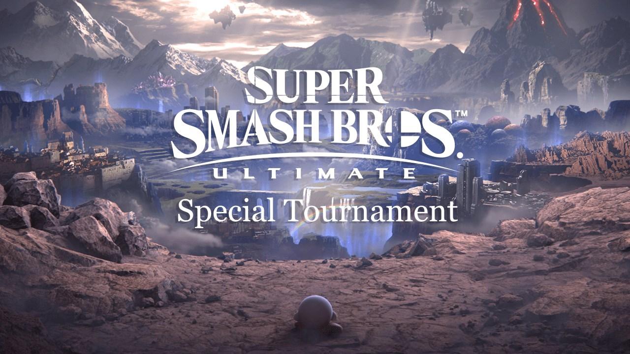 Super Smash Bros. Ultimate torneo