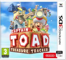 Copertina di  Captain Toad: Treasure Tracker - New Nintendo 3DS