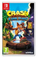 Copertina di  Crash Bandicoot - Nintendo Switch