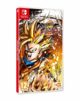 Copertina di  Dragon Ball Fighterz - Nintendo Switch