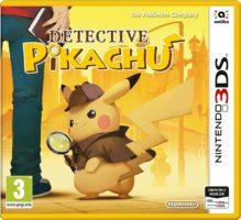 Copertina  The Pokémon Company: Detective Pikachu