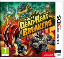 Copertina di Dillon's Dead-Heat Breakers - New Nintendo 3DS
