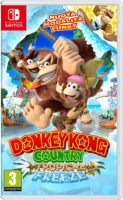 Copertina di Donkey Kong Country: Tropical Freeze - Nintendo Switch