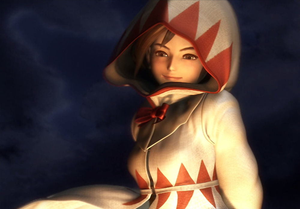 Final Fantasy IX 9 White Mage Garnet