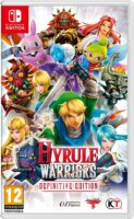 Copertina di  Hyrule Warriors - Definitive Edition - Nintendo Switch