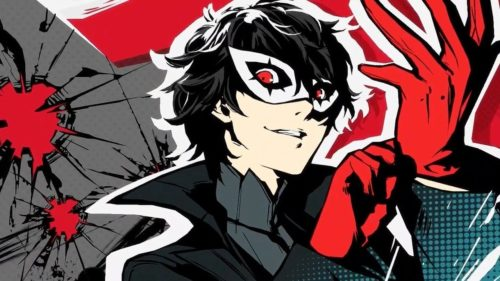 Super Smash Bros. Ultimate Persona 5 Joker