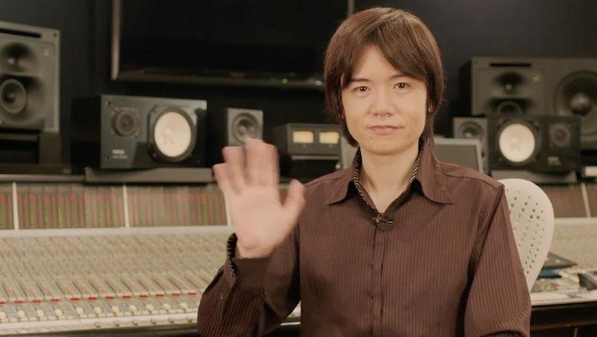 Super Smash Bros. Ultimate Masahiro Sakurai