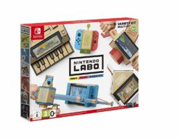 Scatola di  Nintendo Labo: Kit Assortito - Nintendo Switch