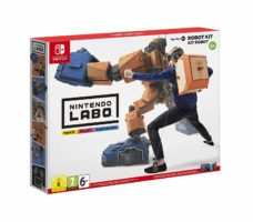 Scatola di  Nintendo Labo: Kit Robot - Nintendo Switch