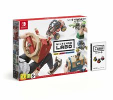 Scatola di  Nintendo Labo: Kit Veicoli - Nintendo Switch