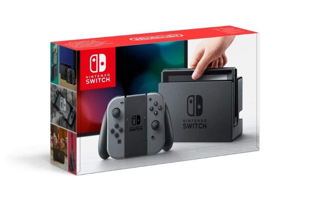 Scatola di Nintendo Switch Joy-Con, Grigio [ed. 2017]