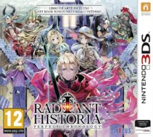 Copertina di  Radiant Historia: Perfect Chronology - Nintendo 3DS