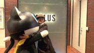 Masahiro Sakurai abbraccia Morgana Atlus
