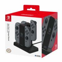 Scatola di  Hori Stand di Ricarica per 4 Joy-con - Nintendo Switch
