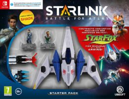 Scatola di  Starlink Starter Pack Switch - Nintendo Switch