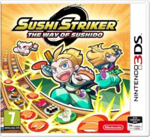 Copertina di  Sushi Striker: The Way Of Sushido 3Ds- Nintendo 3Ds