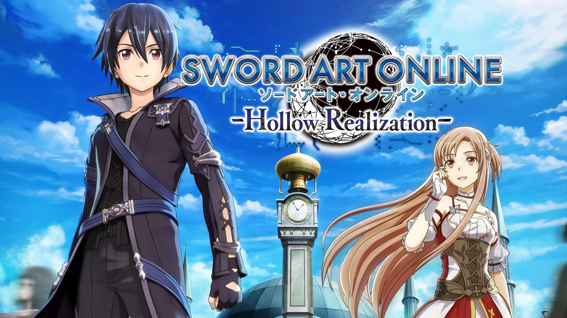 SWORD ART ONLINE: Hollow Realization Deluxe Edition