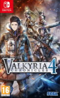 Copertina di  Scorri sopra l'immagine per ingrandirla Valkyria Chronicles 4 - Nintendo Switch