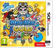 Copertina di 3Ds Warioware Gold - New Nintendo 3DS