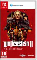 Copertina di  Wolfenstein 2: The New Colossus - Nintendo Switch [Edizione: Regno Unito]