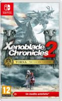 Copertina di Xenoblade Chronicles 2: Torna The Golden Country - Nintendo Switch [Micro SD Card]