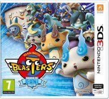 Copertina di  Yo-Kai Watch Blasters : Banda Dei Cani Pallidi - Nintendo 3DS