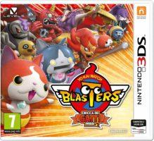 Copertina di  Yo-Kai Watch Blasters: Cricca Dei Gatti Rossi - Nintendo 3DS