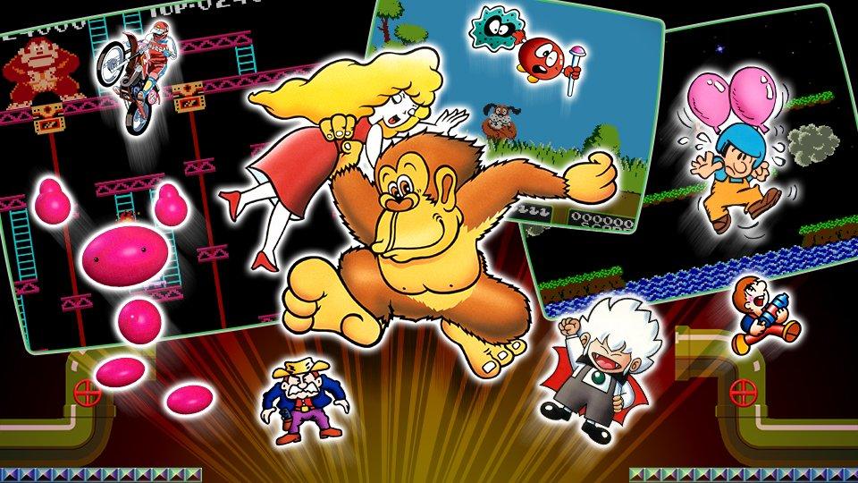 Super Smash Bros. Ultimate Classici NES Evento