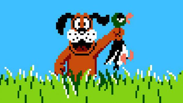 Duck Hunt NES Zapper