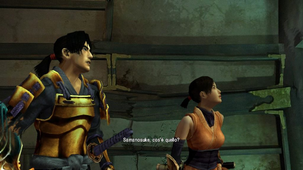 Onimusha: Warlords screen