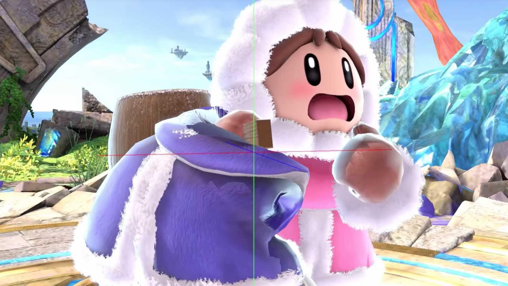 Super Smash Bros. Ultimate Fuffi decapita la gente