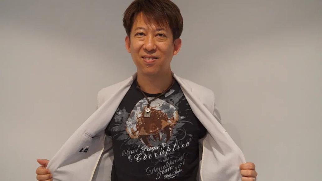 Kensuke Tanabe Metroid Prime 4