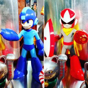 Mega Man e Proto Man