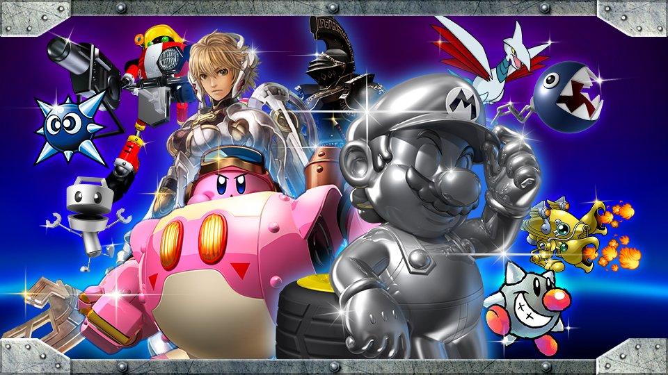 Super Smash Bros. Ultimate metallo pesante