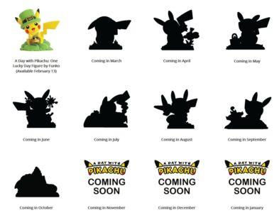 A Day with Pikachu Funko Pop Pokémon
