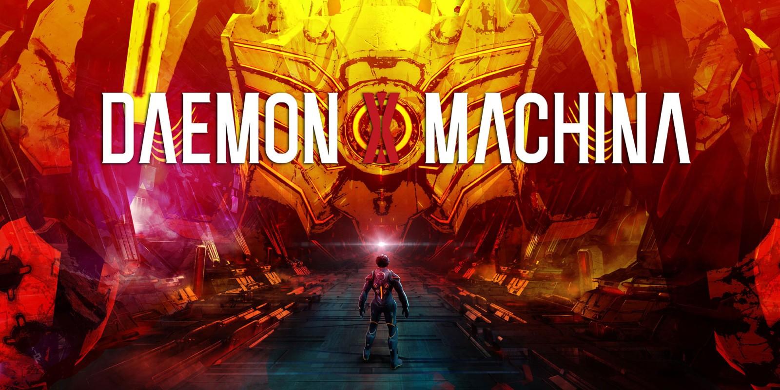 Daemon X Machina locandina