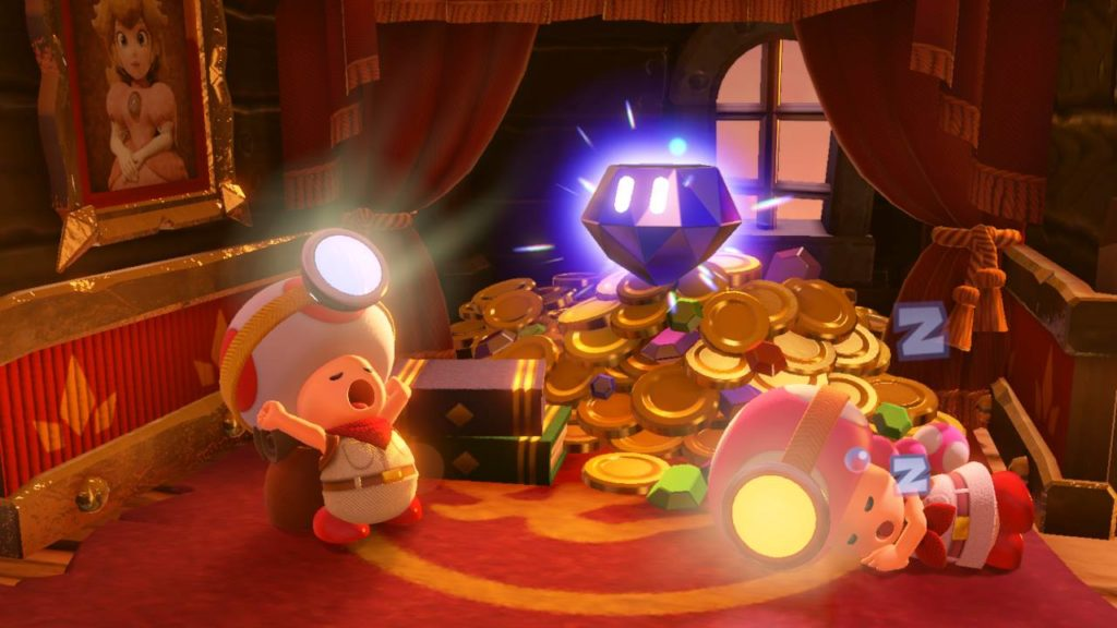 Nintendo Direct Captain Toad