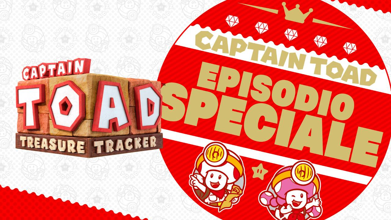 Captain Toad: Treasure Tracker Cover