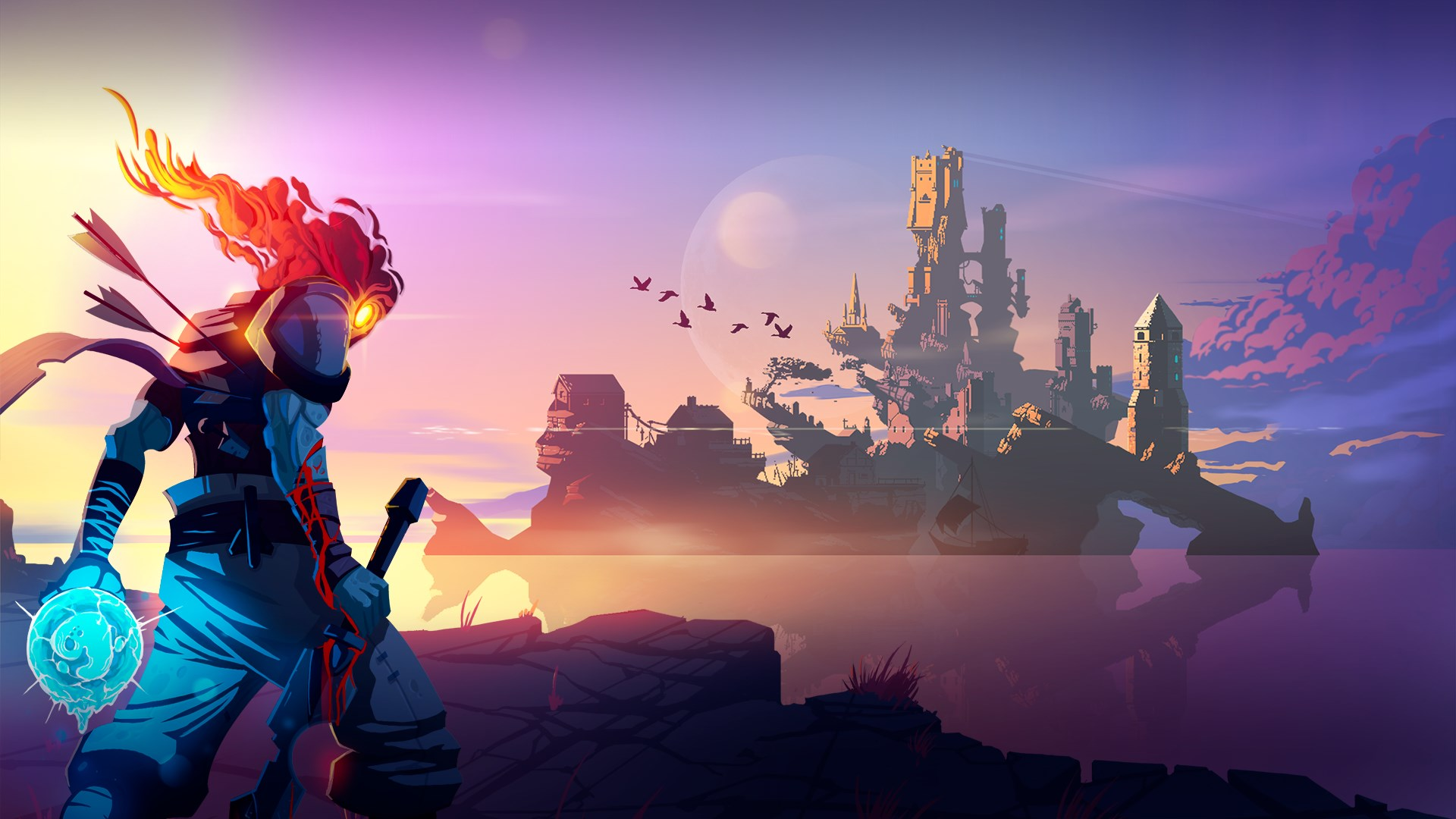 Dead Cells Cover