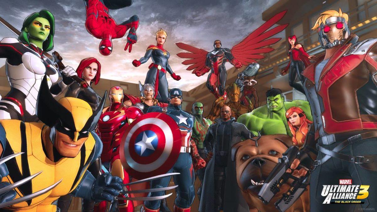 Le date di uscita dei DLC di Marvel Ultimate Alliance 3 potrebbero essere state rivelate dall'eShop giapponese