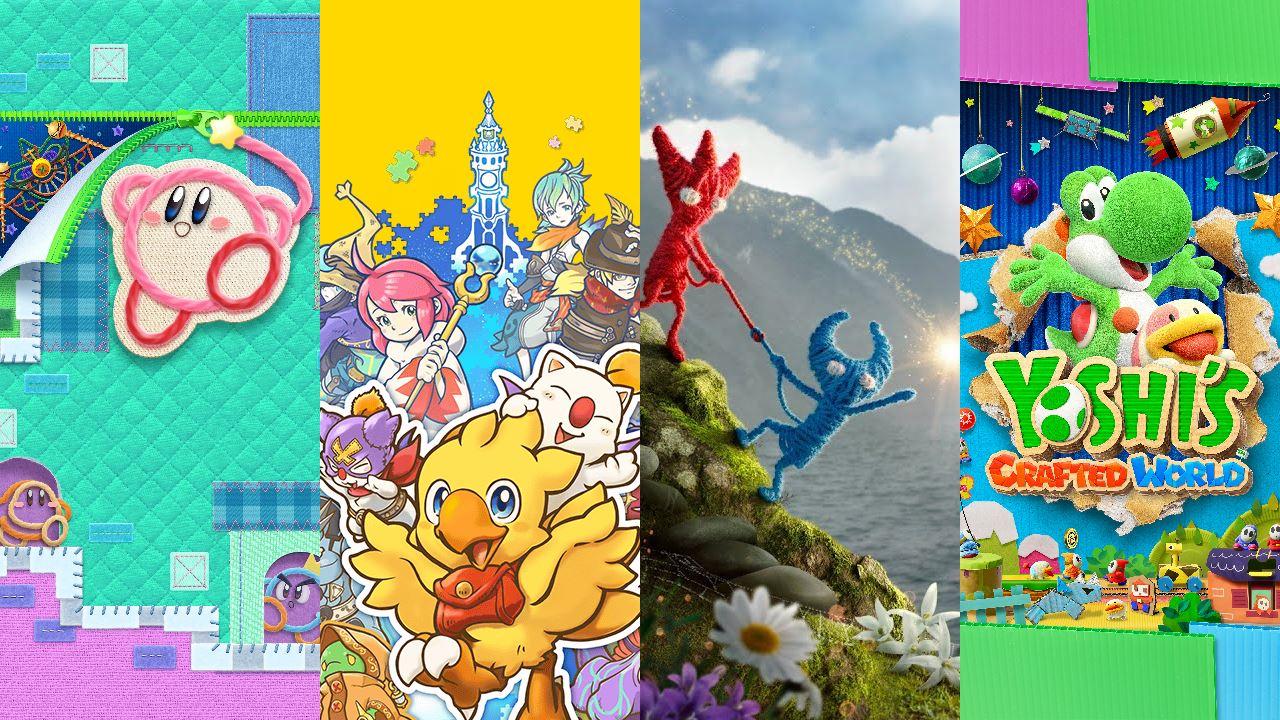 uscite di marzo 2019 Nintendo Switch