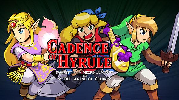 Cadence of Hyrule copertina