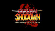 Samurai Shodown Neo Geo Collection Cover