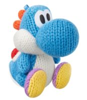 Scatola dell' Amiibo Yoshi Blue Ver. - Yoshi's Wooly World series Ver. [Wii U]