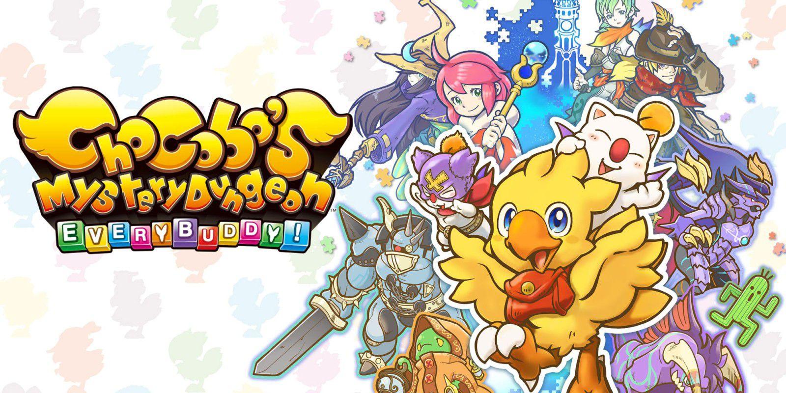 Chocobo's Mystery Dungeon