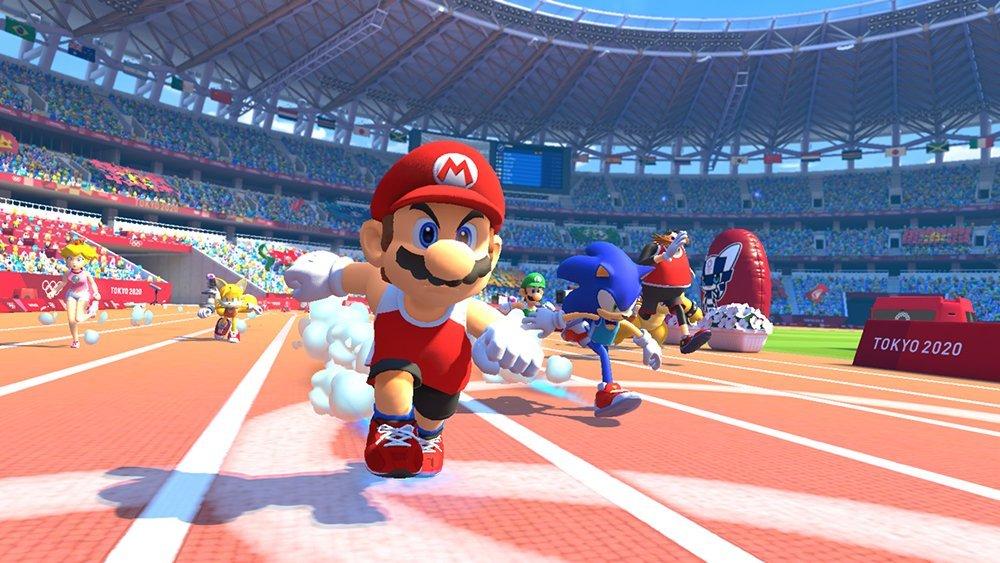 Mario & Sonic ai Giochi Olimpici E3 2019