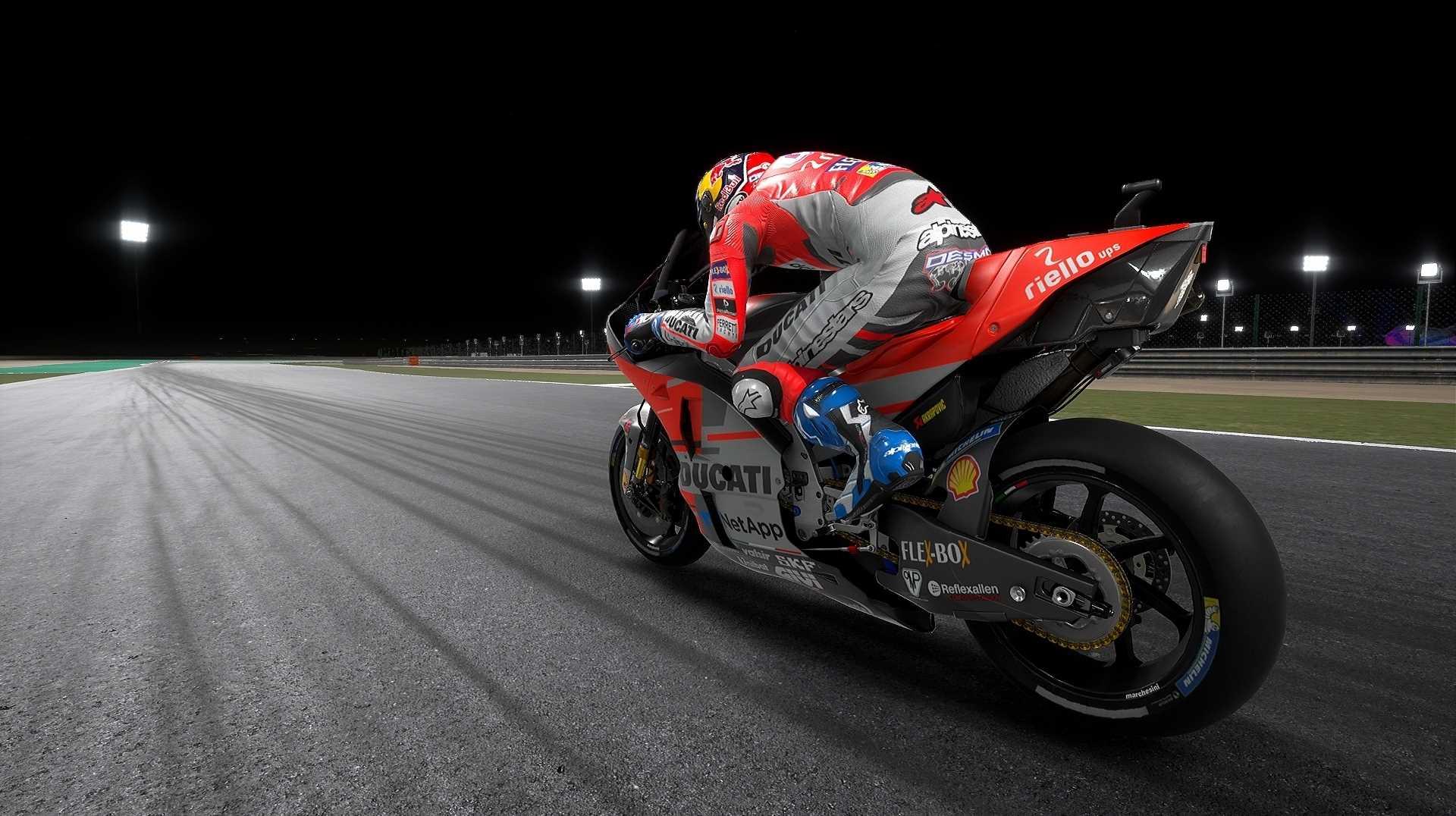 MotoGP 19 Cover
