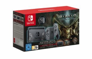 Scatola di Nintendo Switch Diablo III: Eternal Collection - Limited
