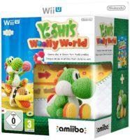 Copertina di Yoshi Woolly World + Figurina Amiibo [Bundle Limited]